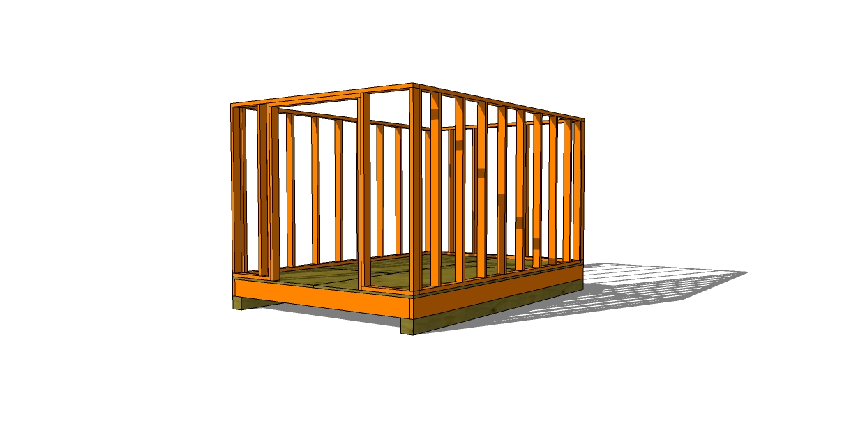 Steps To Building A Shed