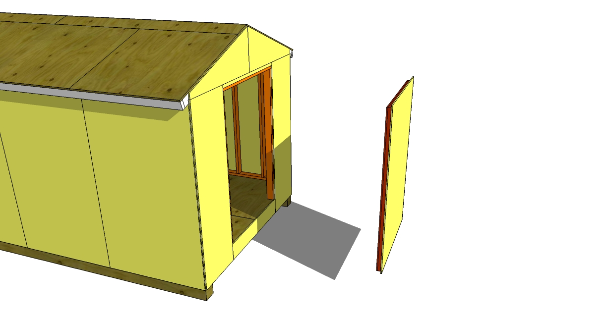 build shed door diy shed door plans building double shed doors shed