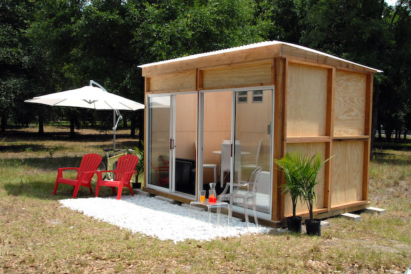 Prefab sheds and studios in a modern world for Prefab garden sheds