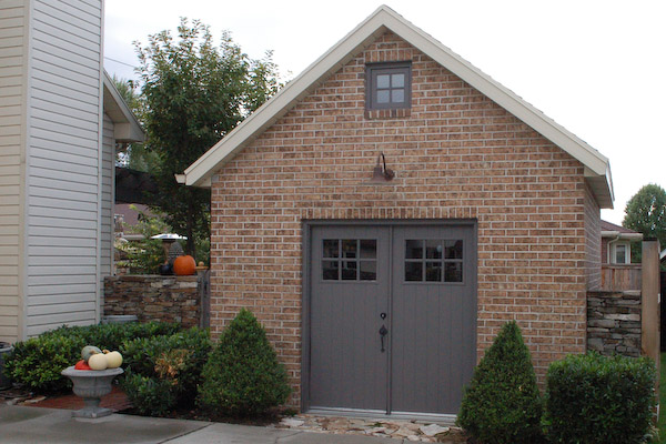 The 12×20 Brick Shed – iCreatables.com