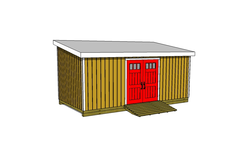 10 20 Shed Plans Page Icreatables Com