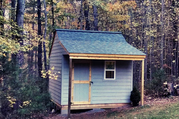 10 X 12 Cape Cod Shed Plans What Shed Plans