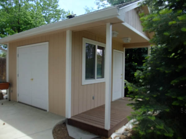 12x16 Shed With A Porch