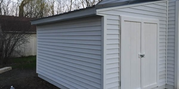 Prime Lean To Shed Attached To Garage Icreatables Com Interior Design Ideas Gentotthenellocom