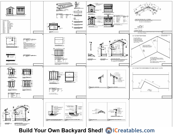 6X8 Chicken Coop Plans - Cheap Chicken Coop