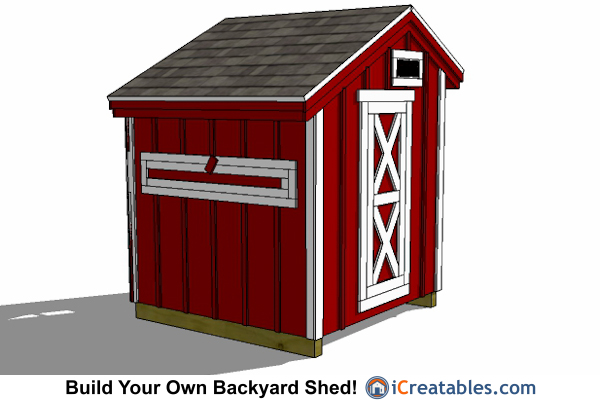 chicken coop egg door