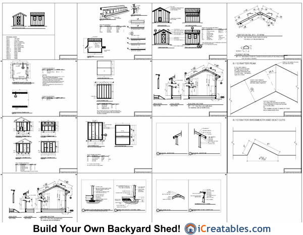8x8 chicken coop plans large chicken coop plans for 8x8 house plans