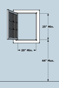 casement window egress