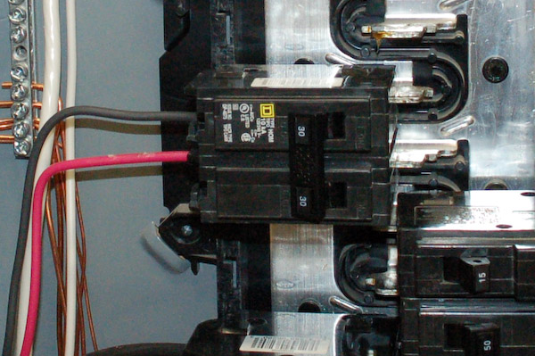 Circuit Breaker For Dryer