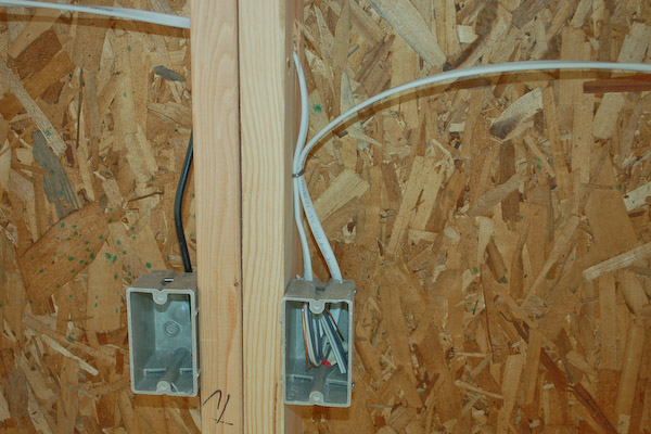 electrical wiring outlet