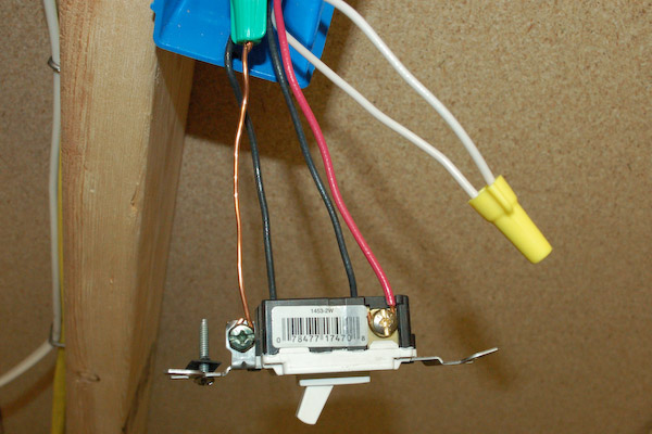 Wiring 3 Way Switch With Ground
