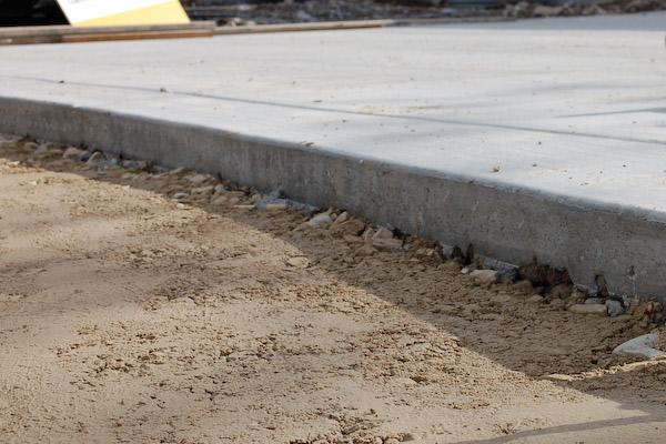 Concrete slab thickness for Garage slab thickness