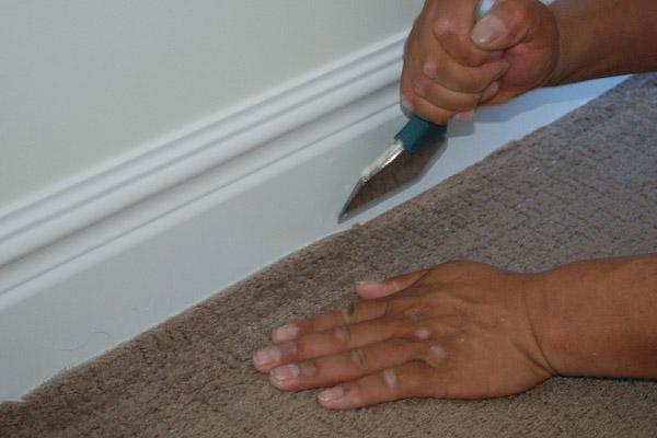 Installing Baseboard Molding With Carpet Awsa