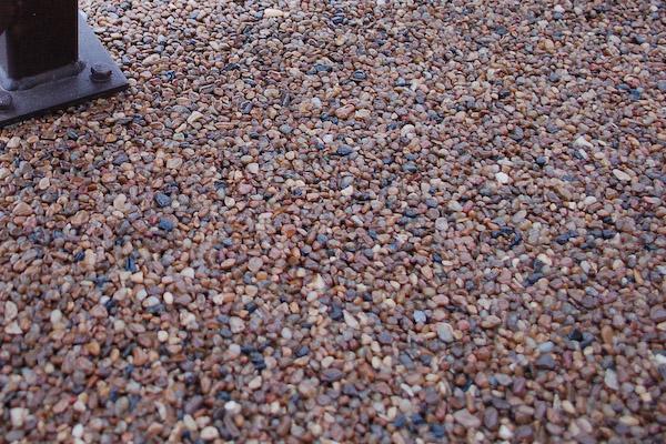 Epoxy Pebblestone Flooring Kits : Epoxy flooring stone