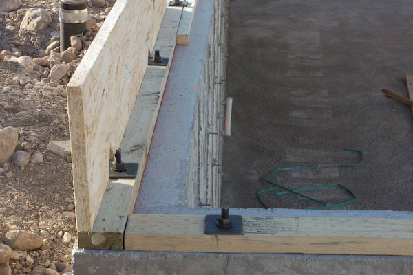 rim joist attached to sill plate