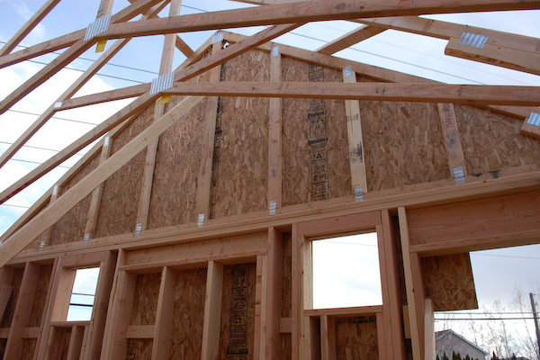 Step 15 Set Roof Trusses Icreatables Com
