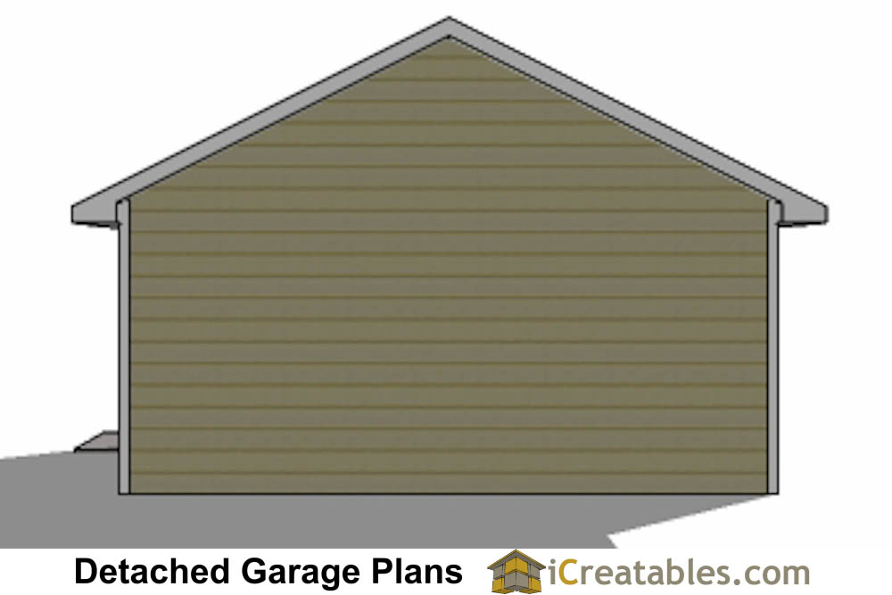 Gambrel garage plans ebay autos post 24 x 28 garage plans free