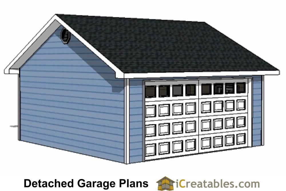 22x20 garage plans for 20x20 carport plans