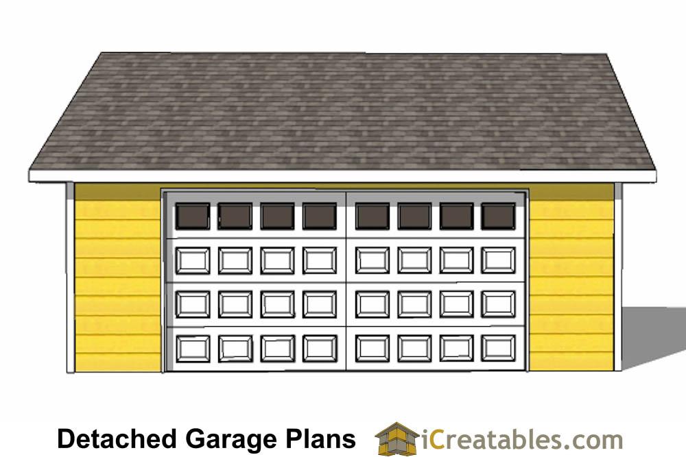 24x24 garage plans door under eve for 24 by 24 garage plans