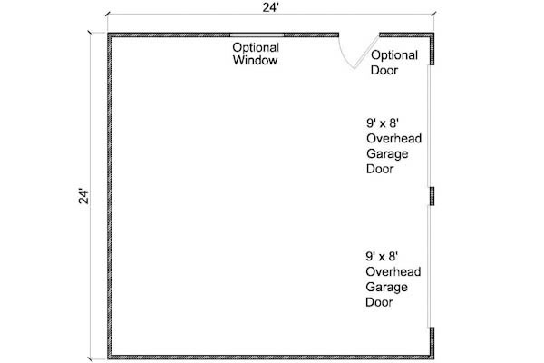 Garage Apartment Plans Material List