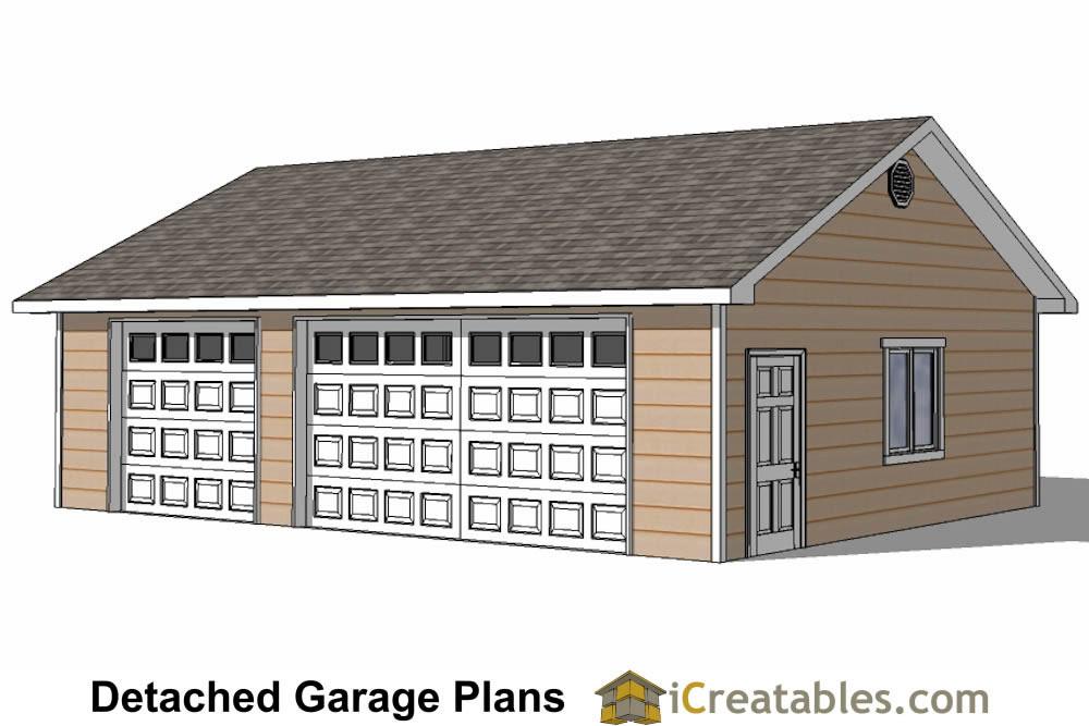 3 Car Garage Plans How To Build A Custom Garage Diy