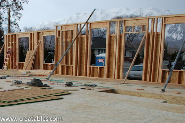 Framing Exterior Wall