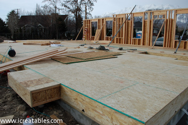 framing-floor-sheeted