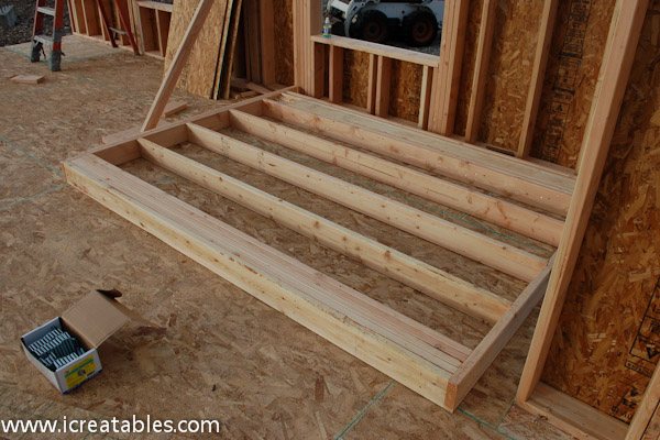 framing-wall-unsheeted