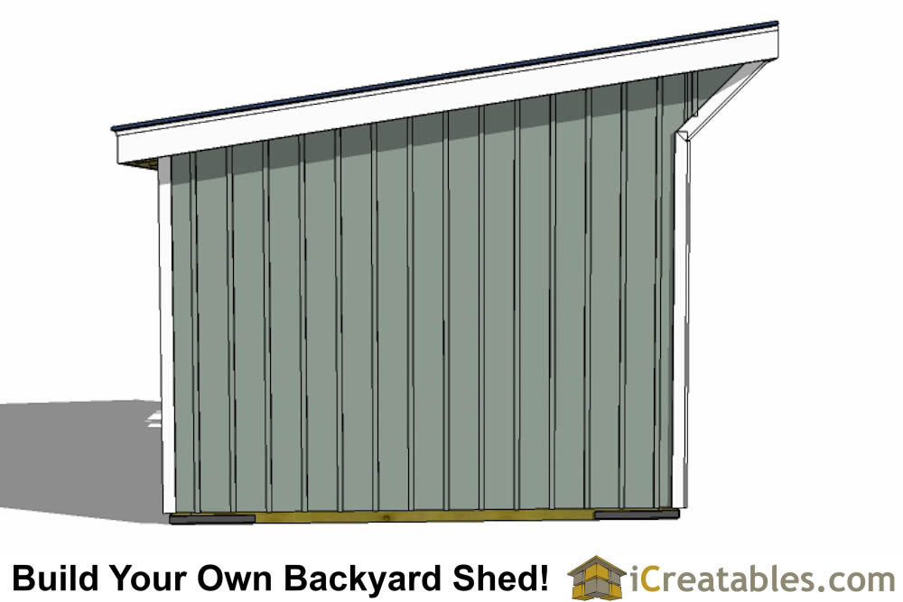 Storage Shed Plans 12x12 Diy Woodworking