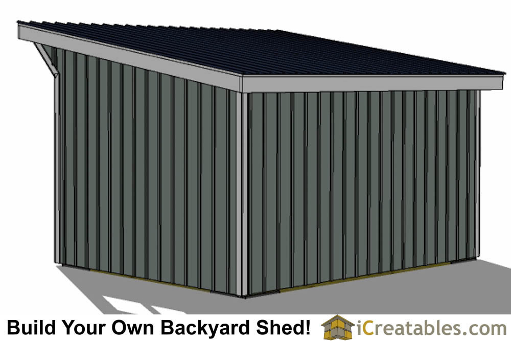 Free Wood Shed Plans Materials List