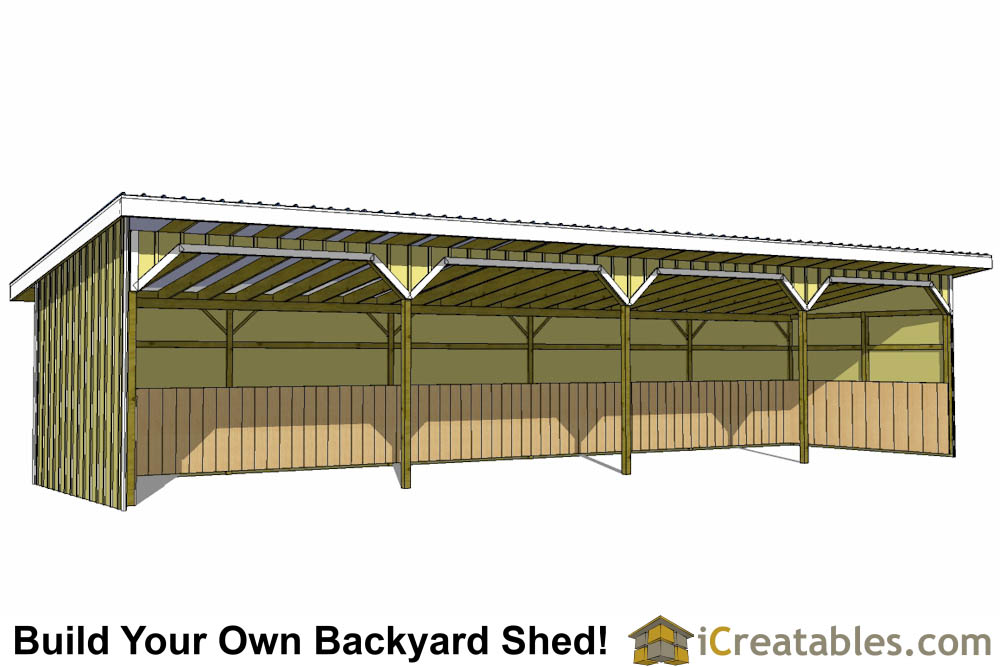 Plans for lean to 12x36 joy studio design gallery best for Design your own barn
