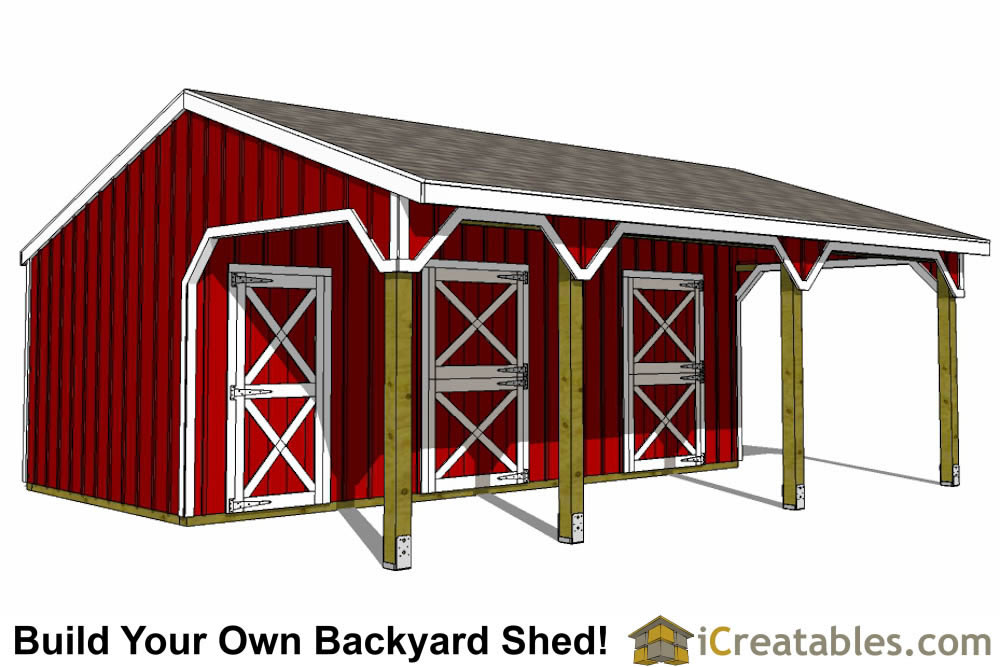 Lean To Equipment Shed Plans Tuff Shed Cabin