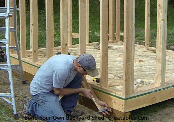 How To Build A Shed: Storage Shed Building Instructions