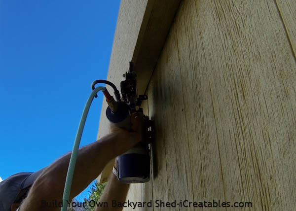How to install exterior trim installing soffit