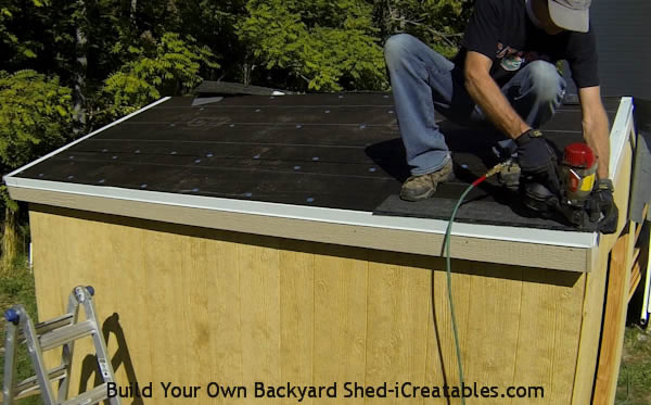 How to install asphalt shingles install starter strip