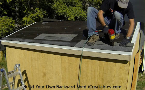 How to install asphalt shingles install first full shingle