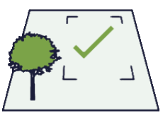 plot plan icon