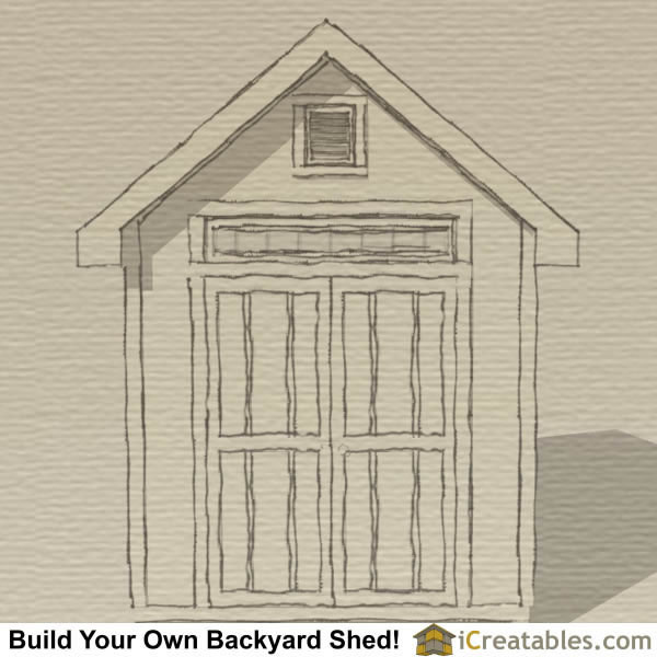 How To Build A Shed Roof Rafters Icreatables Com