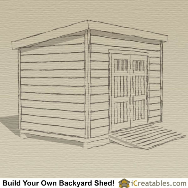 Lean To Shed Roof