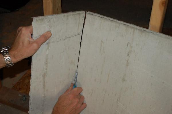 Cementitious Backer Board : Install tile backer board on sub floor icreatables