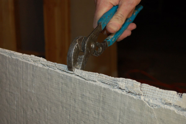 Uses For Cement Board : Install tile backer board on sub floor icreatables