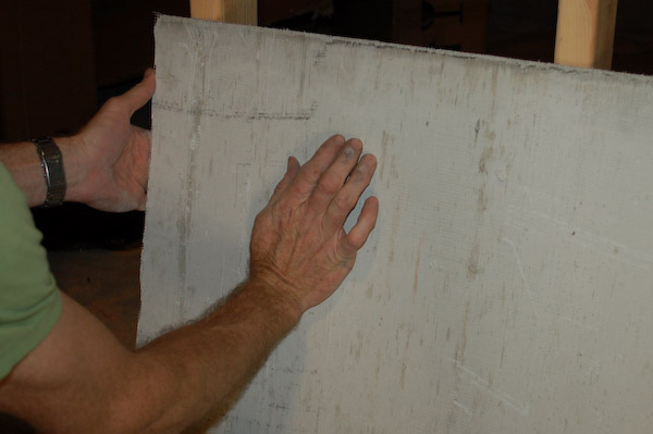 Cutting Cement Board : Install tile backer board on sub floor icreatables