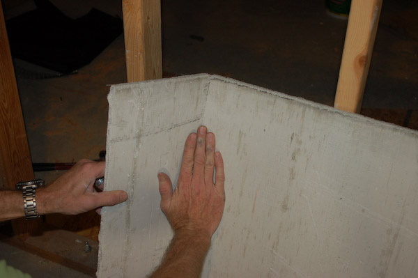 cement board snap