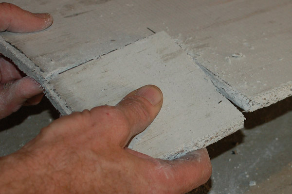 cement board special cut