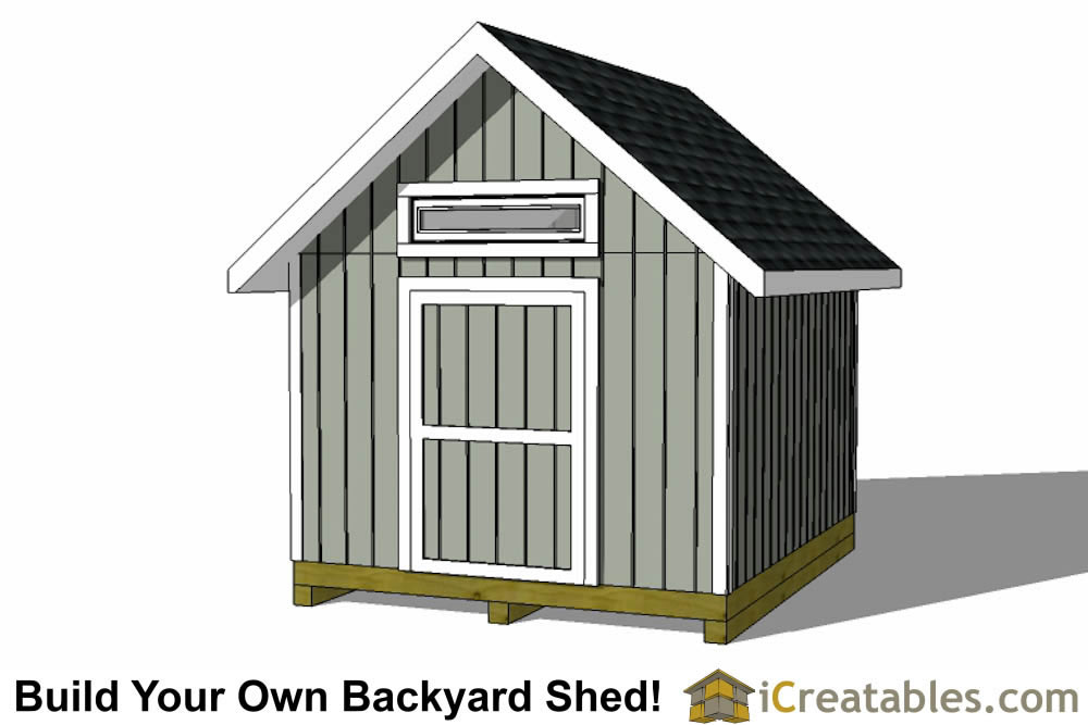 3000x3600-metric shed plans right side