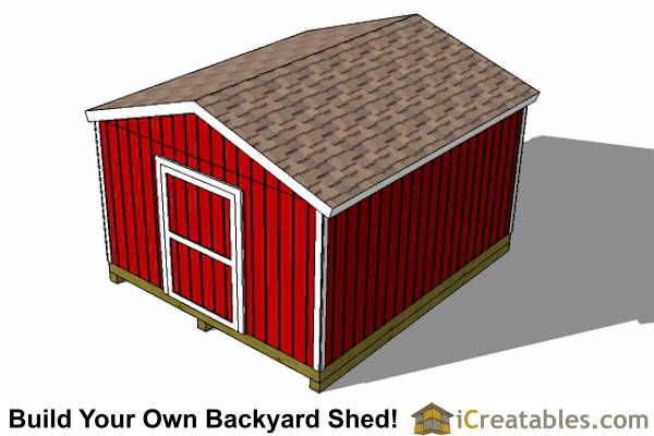 2400x3000-B-metric-shed-plans-2.4x3 meter shed top view