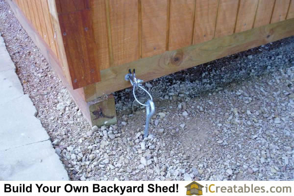 100+ Earth Anchors For Sheds – yasminroohi