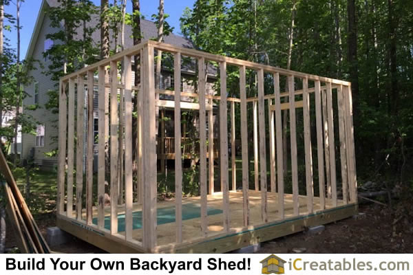 Pictures Of Backyard Shed Plans Backyard Shed Photos