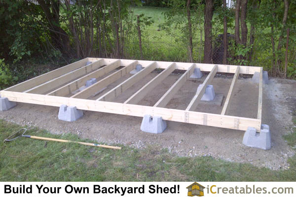 Pictures of backyard shed plans backyard shed photos for 12x10 deck plans