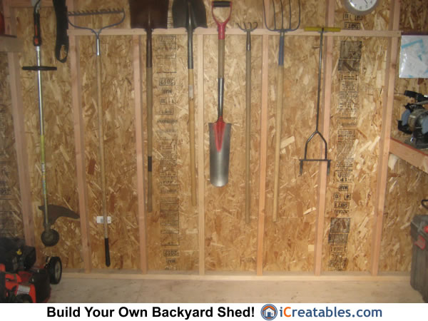 How To Build A Tool Shed Ramp